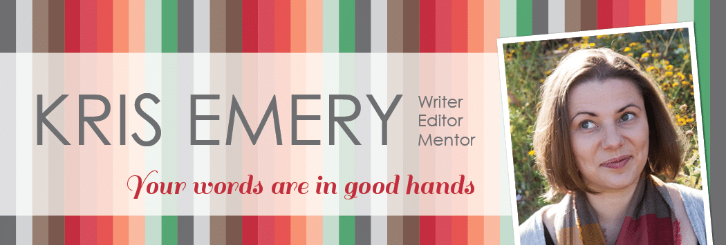 Editor & Writer | Kris Emery